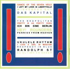 """Back cover art and song listing for Everything for Everyone. See! Only three-and-a-half covers! Three-and-three-quarters if you want to count """"El Ultimo en Saber (The Last to Know)"""" as a Kennett Brothers cover."""