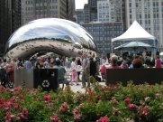 Millennium Park, Chicago, Great Performers of Illinois Festival with The Viper and His Famous Orchestra