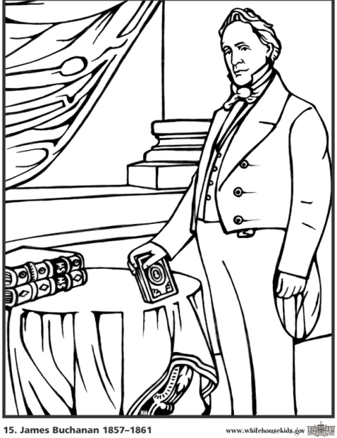Detail of coloring contest page